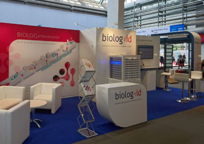 Stand modulaire – Biolog-Id