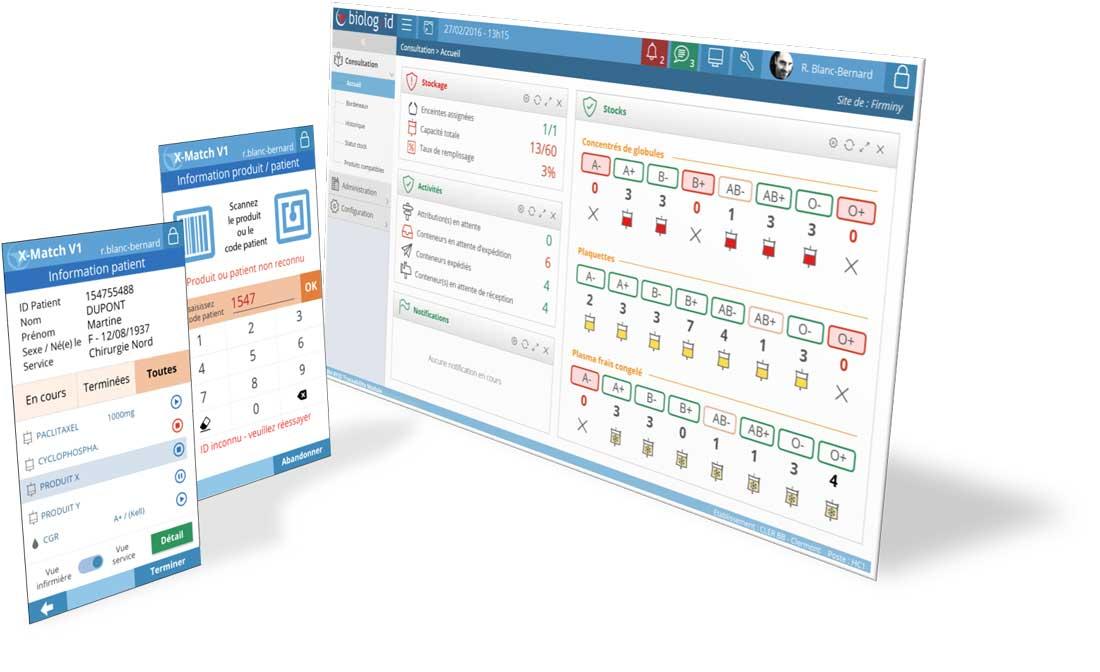 design d'interface application lyon