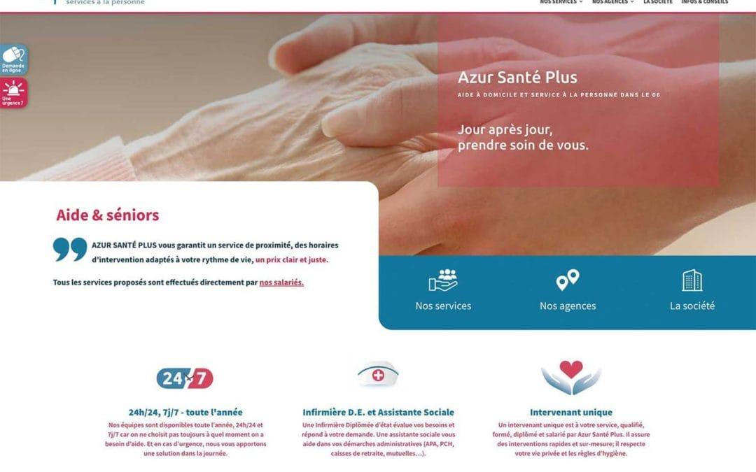 Azur Santé + : un projet 360° et collaboratif